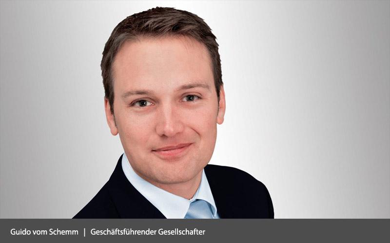 Guido vom Schemm, Geschäftsführender Gesellschafter