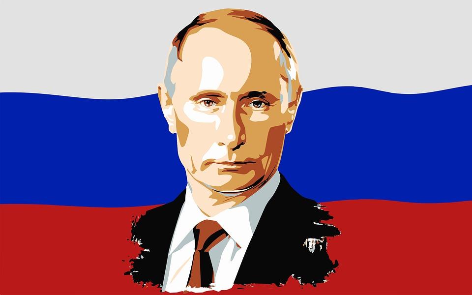 Putin-Aktien-Russland