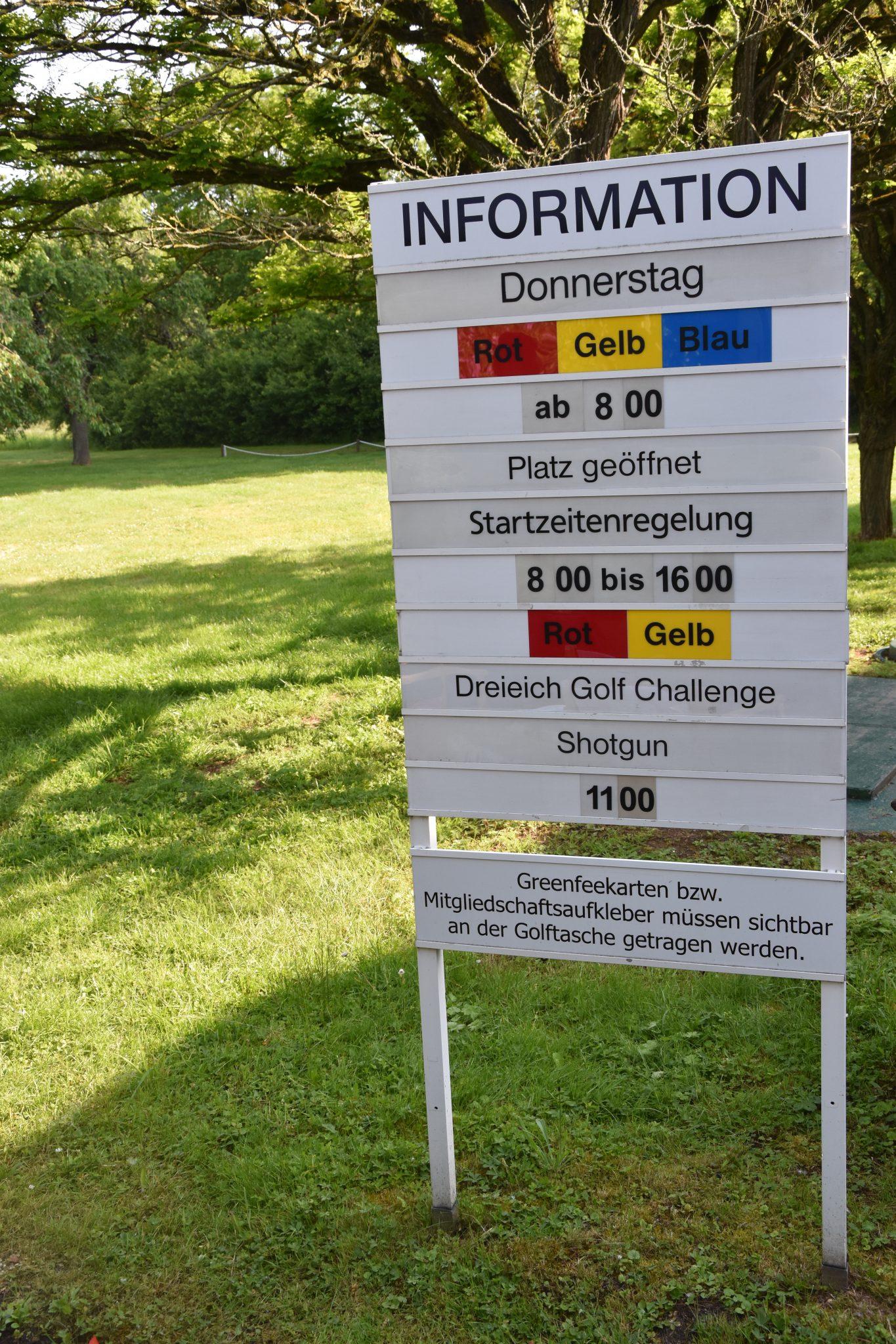 Dreieich-Neuhof-Kanonenstart