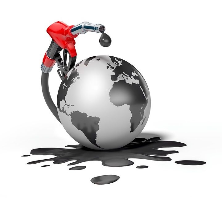 Ölpreis-Oel-Preisschock