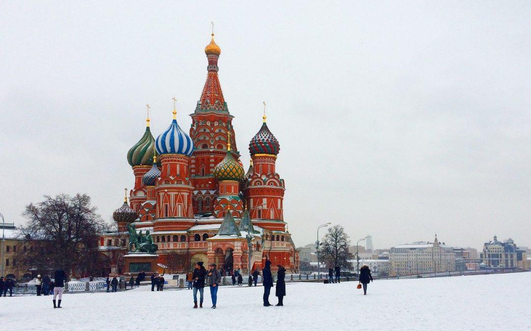 Russland-Zinsen-Rubel-Dividenden