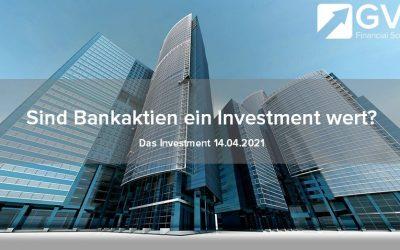 Investment in Banken oder Fintechs