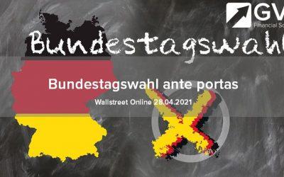 Bundestagswahl ante portas – Gefahr für Immobilien?