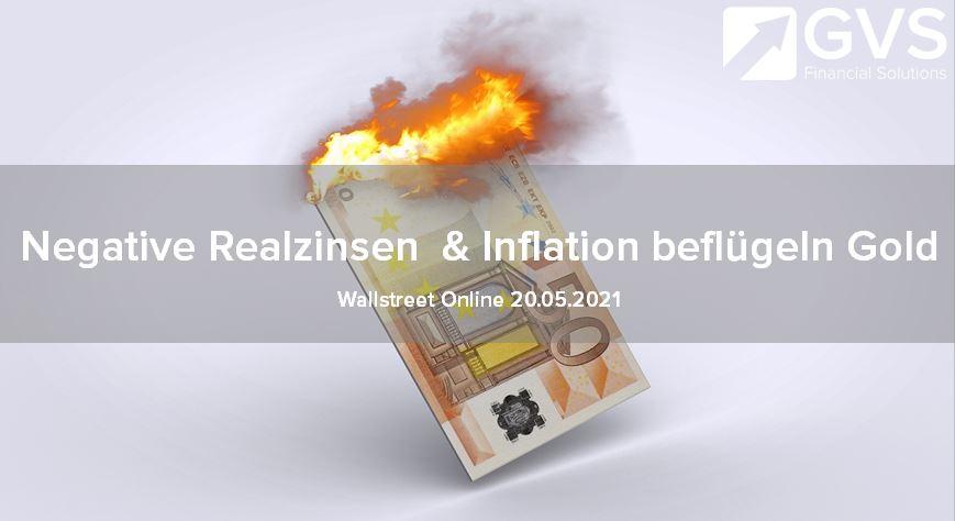 Gold-Inflation-Realzinsen