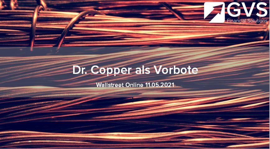 Kupfer-Copper-Wirtschaft