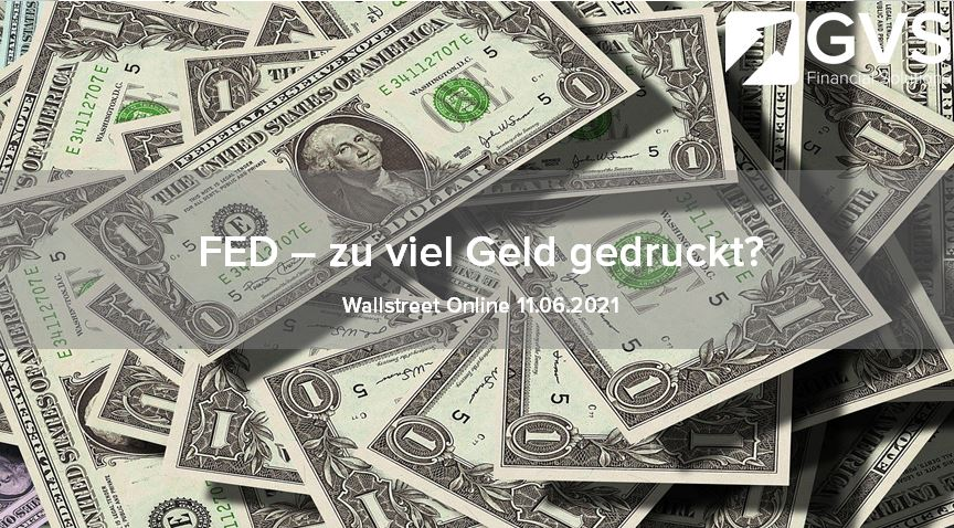FED-Geld-Schulden