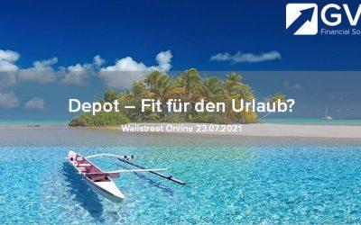 Depot – Fit für den Urlaub gemacht ?