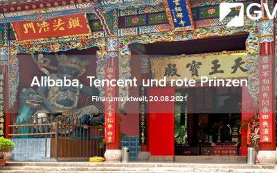 Alibaba, Tencent und rote Prinzen